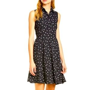 kate spade new york daisy dot shirt dress